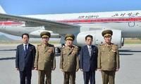 เจ้าหน้าที่ระดับสูงของจีนให้การต้อนรับทูตพิเศษของเปียงยาง