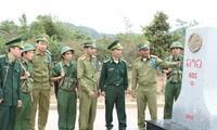 การประชุมคณะกรรมการผสมปักปันปักหลักพรมแดนทางบกเวียดนาม-ลาว