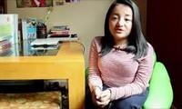 นักเรียน Nguyễn Phương Anhได้รับเลือกให้เป็นคนพิการตัวอย่างของโลก
