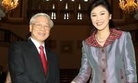 ความสัมพันธ์เวียดนาม-ไทยใน๑ปีที่ผ่านมา