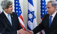 สหรัฐแสดงความเชื่อมั่นต่อความคืบหน้าในการบรรลุข้อตกลงสันติภาพระหว่างอิสราเอลกับปาเลสไตน์