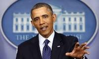 ประธานาธิบดีสหรัฐ บารัค โอบามาเร่งรัดให้รัฐสภาเปิดประตูความสัมพันธ์ให้แก่อิหร่าน