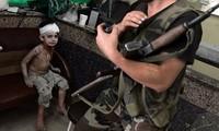 สหประชาชาติเรียกร้องให้ฝ่ายต่างๆที่เข้าร่วมการประชุมเจนีวา๒ปกป้องเด็กซีเรีย