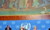 รัฐบาลซีเรียและกองกำลังฝ่ายต่อต้านประชุมเกี่ยวกับการแลกเปลี่ยนนักโทษ