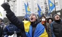 การเจรจาระหว่างรัฐบาลกับฝ่ายค้านในยูเครนได้บรรลุความคืบหน้าใหม่