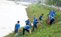 เวียดนามรับมือกับการเปลี่ยนแปลงของสภาพภูมิอากาศอย่างเข้มแข็ง