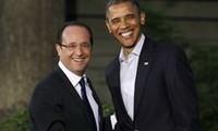 สหรัฐและฝรั่งเศสยืนยันถึงความสัมพันธ์พันมิตรที่มีมาช้านาน