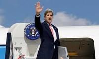 รัฐมนตรีว่าการกระทรวงการต่างประเทศสหรัฐเริ่มการเยือนภูมิภาคเอเชีย