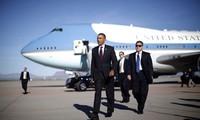 ประธานาธิบดีสหรัฐจะเดินทางไปเยือน๔ประเทศเอเชียในปลายเดือนเมษายน