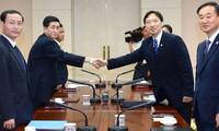 การสนทนาระดับสูงระหว่างสาธารณรัฐเกาหลีและสาธารณรัฐประชาธิปไตยประชาชนเกาหลีไม่สามารถบรรลุความคืบหน้า