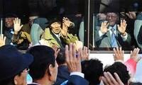 ชาวสาธารณรัฐเกาหลีกว่า๑๐๐คนเข้าร่วมการรวมญาติ