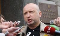 ประธานรัฐสภายูเครนได้รับการแต่งตั้งให้ดำรงตำแหน่งรักษาการประธานาธิบดี