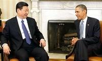 ผู้นำจีนและสหรัฐเจรจาผ่านทางโทรศัพท์เกี่ยวกับโครงการนิวเคลียร์ของอิหร่านและสถานการณ์บนคาบสมุทรเกาหลี