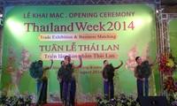 เปิดงานแสดงสินค้าไทยประจำปี๒๐๑๔ ณ กรุงฮานอย