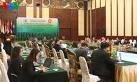 การประชุมรัฐมนตรีว่าการกระทรวงสิ่งแวดล้อมอาเซียนอย่างไม่เป็นทางการครั้งที่๑๕ณ ประเทศลาว