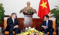 เวียดนามผลักดันความสัมพันธ์ทางทูตกับอังกฤษและไอร์แลนด์เหนือ