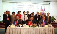 เปิดการประชุมศาลจังหวัดชายแดนเวียดนาม ลาวและกัมพูชา