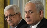 ผู้นำอิสราเอลและปาเลสไตน์เจรจาผ่านทางโทรศัพท์เป็นครั้งแรกในรอบ๑ปี