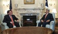 รัฐมนตรีต่างประเทศสหรัฐและคิวบามีการเจรจาครั้งประวัติศาสตร์