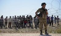 ความตึงเครียดในเขตชายแดนระหว่างตุรกีกับซีเรีย