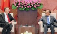 การลงนามข้อตกลงเอฟทีเอมีจะช่วยผลักดันการค้าระหว่างเวียดนามกับอียู