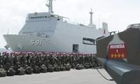 อินโดนีเซียเพิ่มทักษะความสามารถในการเดินเรือทะเล