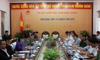 เวียดนามและไทยประสานงานกันในการบริหารและตรวจสอบการจับสัตว์น้ำในทะเล