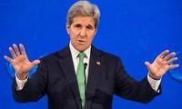 สหรัฐเตือนว่า การใช้ความรุนแรงคุกคามต่อกระบวนการสันติภาพในตะวันออกกลาง