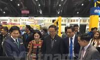 เวียดนามเข้าร่วมงานมหกรรมวิทยาศาสตร์และเทคโนโลยีแห่งชาติประจำปี๒๐๑๕ของไทย