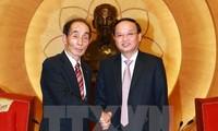 รัฐสภาเวียดนามและญี่ปุ่นผลักดันความร่วมมือในเวลาที่จะถึง