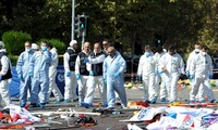 ประชาคมโลกประณามเหตุระเบิดพลีชีพในตุรกี