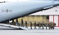 พันธมิตรต่อต้านกลุ่มไอเอสที่สหรัฐเป็นผู้นำผลักดันยุทธนาการในอิรักและซีเรีย