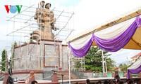 กัมพูชาบูรณะซ่อมแซมเขตอนุสาวรีย์ทหารอาสาสมัครเวียดนาม
