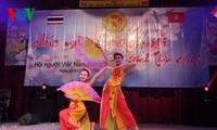 ชาวเวียดนามที่อาศัยในประเทศไทยฉลองเทศกาลตรุษเต๊ต