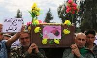 กลุ่มไอเอสทำการโจมตีด้วยอาวุธเคมีในอิรัก