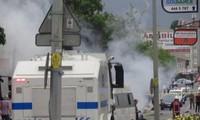 เกิดเหตุระเบิดใกล้ฐานทัพทหาร ณ เมืองอิสตันบูล ประเทศตุรกี