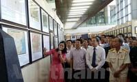 """งานนิทรรศการแผนที่และเอกสาร""""เจื่องซาและหว่างซาของเวียดนาม-หลักฐานทางประวัติศาสตร์และนิตินัย"""""""