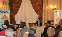 อียิปต์มีความประสงค์ที่จะผลักดันความสัมพันธ์ทางเศรษฐกิจและการค้ากับอาเซียน