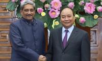 เวียดนามให้การสนับสนุนนโยบายมุ่งสู่ตะวันออกของรัฐบาลอินเดีย