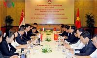 เวียดนามและสิงคโปร์ผลักดันความร่วมมือและการพบปะสังสรรค์ระดับประชาชน