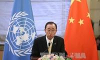 เลขาธิการใหญ่สหประชาชาติแสดงความวิตกกังวลต่อสถานการณ์ความตึงเครียดบนคาบสมุทรเกาหลี