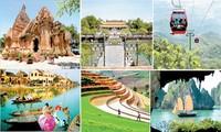 หน่วยงานการท่องเที่ยวเวียดนามมีส่วนร่วมต่อการพัฒนาเศรษฐกิจ-สังคมและประชาสัมพันธ์ภาพลักษ์ของเวียดนาม