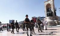 กองกำลังเฉพาะกิจของตุรกีเปิดยุทธนาการไล่ล่ากลุ่มทหารที่วางแผนการสังหารประธานาธิบดี