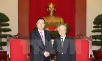 ผลักดันความร่วมมือระหว่างเวียดนามกับจีน