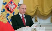 รัสเซียพร้อมที่จะร่วมมือกับประเทศต่างๆบนพื้นฐานของกฎหมายสากล