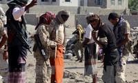 กลุ่มไอเอสออกมาแสดงความรับผิดชอบต่อเหตุระเบิดพลีชีพในประเทศเยเมน
