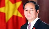 ประธานประเทศเวียดนาม:เป็นฝ่ายรุกและยืนหยัดเส้นทางแห่งการพัฒนา