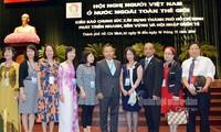 ชาวเวียดนามที่อาศัยในต่างประเทศมีส่วนร่วมสร้างสรรค์ประเทศ