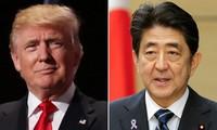 ญี่ปุ่นและสหรัฐพิจารณาแผนการจัดการพบปะระดับสูงในเดือนกุมภาพันธ์นี้