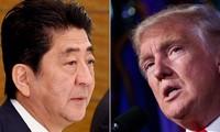 สหรัฐและญี่ปุ่นเห็นพ้องที่จะผลักดันความร่วมมือด้านการค้าทวิภาคี
